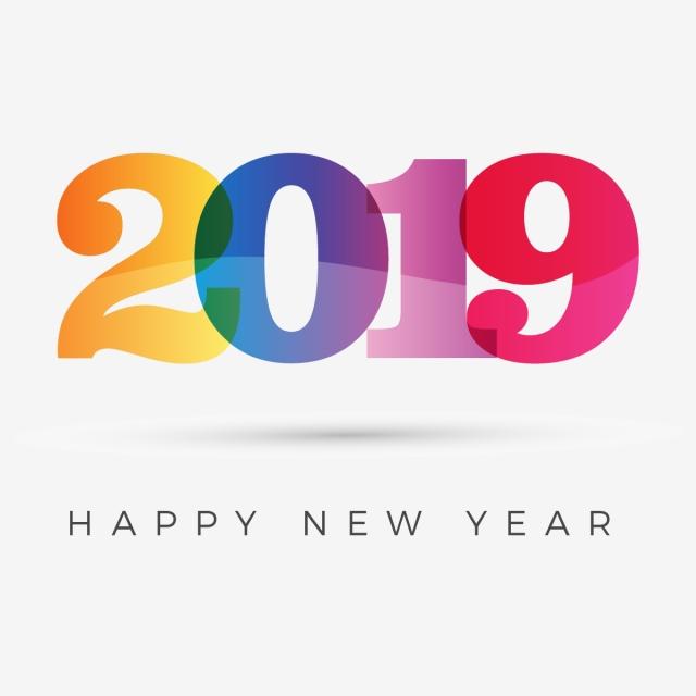 สวัสดีปีใหม่ พ.ศ. 2562